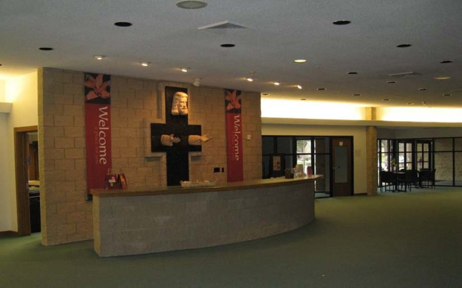 Messiah Lutheran Welcome Center